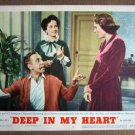 EF05 Deep In My Heart MERLE OBERON/J FERRER Lobby Card