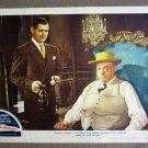 EH23 Hucksters CLARK GABLE/GREENSTREET 1947 Lobby Card