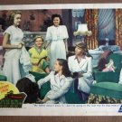 EH25 Luxury Liner JANE POWELL Original 1948 Lobby Card