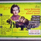 EJ25 Inn 6th Happiness INGRID BERGMAN Title Lobby Card