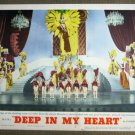 EK09 Deep In My Heart ANN MILLER/M OBERON Lobby Card