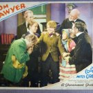 EK47 Tom Sawyer JACKIE COOGAN/MITZI GREEN Lobby Card