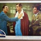 EL26 Hucksters CLARK GABLE/KEENAN WYNN 1947 Lobby Card