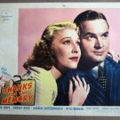 EL44 Thanks For Memory BOB HOPE '38 Portrait Lobby Card