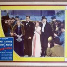 EM38 Star Is Born JANET GAYNOR/FREDRIC MARCH Lobby Card