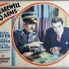 EO52 Farewell To Arms GARY COOPER Portrait Lobby Card