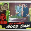 EP22 Good Sam GARY COOPER/SHERIDAN Portrait Lobby Card