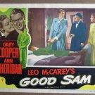 EP22 Good Sam GARY COOPER/SHERIDAN Portrait Lobby Card