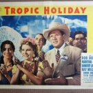 EP46 Tropic Holiday MARTHA RAYE '38 Portrait Lobby Card