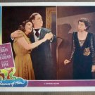 ER03 Because Of Him DEANNA DURBIN/LAUGHTON Lobby Card