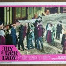 ES30 My Fair Lady STANLEY HOLLOWAY 1964 Lobby Card