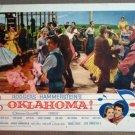 ET31 Oklahoma GORDON MacRAE/SHIRLEY JONES Lobby Card