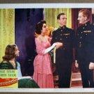 EU13 Conspirator ELIZABETH TAYLOR 1949 Lobby Card