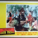 EU37 South Pacific MITZI GAYNOR 1956 Lobby Card