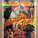 EV01 Abilene Trail NOEL NEIL (signed) One Sheet Poster