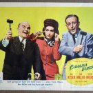 EV04 Carolina Blues ANN MILLER/KAY KYSER Lobby Card
