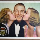 EV34 Rebecca Sunnybrook RANDOLPH SCOTT 1938 Lobby Card