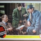 EV38 Somewhere I'll Find CLARK GABLE 1942 Lobby Card