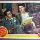EW14 Design For Scandal ROSALIND RUSSELL Lobby Card