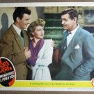 EX42 Somewhere I'll Find You LANA TURNER/CLARK GABLE Lobby Card