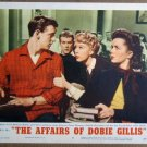 EZ02 Affair Of Dobbie Gillis DEBBIE REYNOLDS Lobby Card