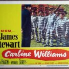 EZ17 Carbine Williams JAMES STEWART 1952 Lobby Card