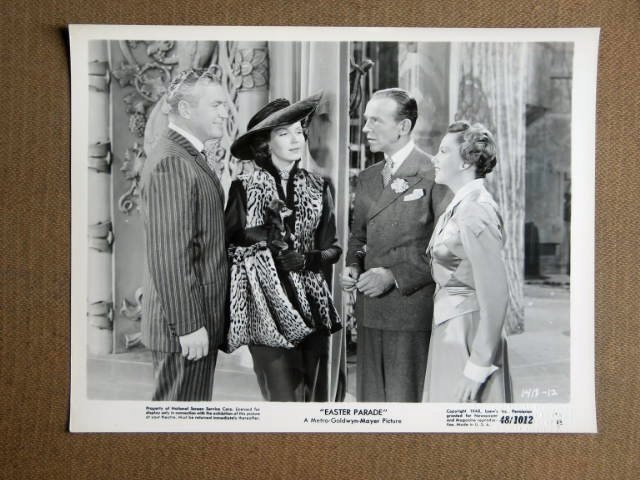 EZ27 Easter Parade JUDY GARLAND  Original Studio Still