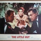 FA35 Little Hut AVA GARDNER/DAVID NIVEN Lobby Card