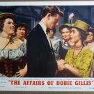 FB06 Affairs Of Dobie Gillis DEBBIE REYNOLDS Lobby Card