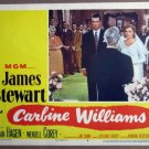 FB11 Carbine Williams JAMES STEWART/J HAGEN Lobby Card