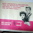 FD05 Child Is Waiting JUDY GARLAND Half Sheet Poster