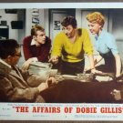 FE12 Affairs Of Dobbie Gillis BOB FOSSE/BOBBY VAN Lobby Card