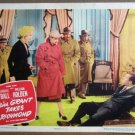 FE27 Miss Grant Takes Richmond LUCILLE BALL  Lobby Card