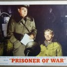 FF38 Prisoner Of War STEVE FOREST 1954 Lobby Card