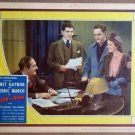 FG39 Star Is Born JANET GAYNOR/FREDRIC MARCH Lobby Card
