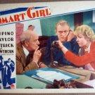 FI31 Smart Girl IDA LUPINO/KENT TAYLOR 1935 Lobby Card