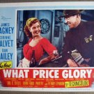 FI36 What Price GLory DAN DAILEY Portrait Lobby Card