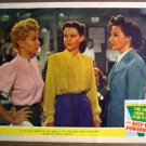 FJ16 Keep Your Powder Dry LANA TURNER/L DAY Lobby Card