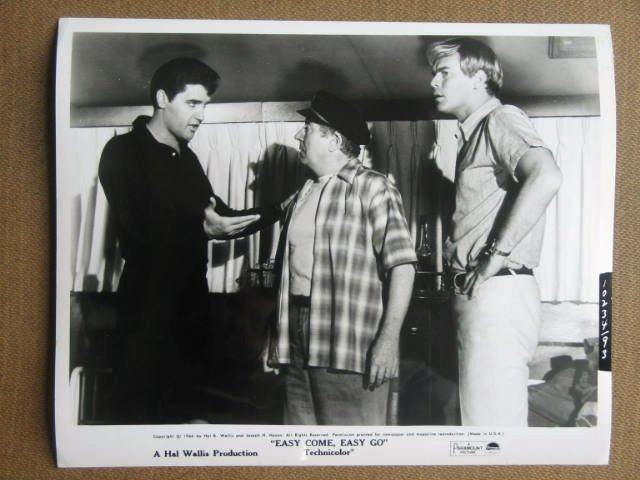 FL03 Easy Come Easy Go ELVIS PRESLEY 1966 Studio Still