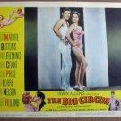 FM07 Big Circus DAVID NELSON/KATHRYN GRANT Lobby Card