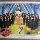 FN22 Heat's On MAE WEST Original 1943 Lobby Card