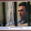 FO02 Escape From Alcatraz CLINT EASTWOOD Studio Still