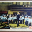 GK28 Once Upon A Time CARY GRANT Lobby Card