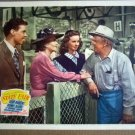 GK41 State Fair JEANNE CRAIN/DICK HAYMES Lobby Card