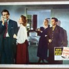 GL11 Gentleman's Agreement GREGORY PECK Lobby Card
