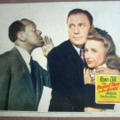 GL26 Meanest Man In Town JACK BENNY 1942 Lobby Card