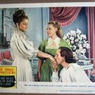 GL44 3 Musketeers GENE KELLY/A LANSBURY Lobby Card