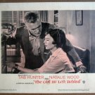 GK12 Girl He Left TAB HUNTER/NATALI WOOD Lobby Card