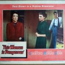 GM48 This Woman Is Dangerous JOAN CRAWFORD Lobby Card