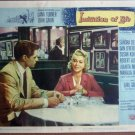 GO18 Imitation Of Life LANA TURNER/J GAVIN Lobby Card